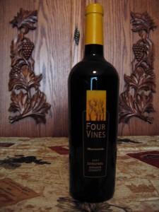 Four Vines Maverick Zinfandel Amador County (2007)