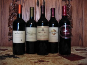 Mendocino County Zinfandel October 2010 Tasting Preview