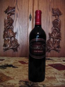Steele Wines Shooting Star Zinfandel Mendocino County (2007)