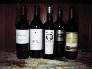 Napa Valley Zinfandel November 2010 Tasting Preview