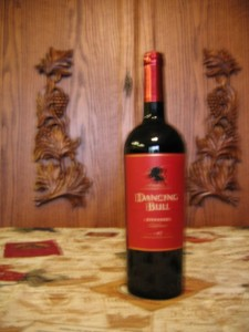 Dancing Bull Winemaker's Reserve Zinfandel California (2007)