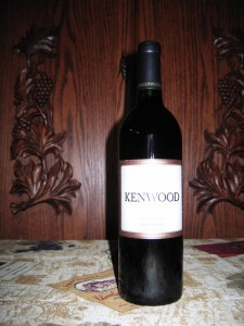 Kenwood Zinfandel Sonoma County (2007)