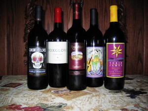 Paso Robles Zinfandel February 2011 Tasting Preview