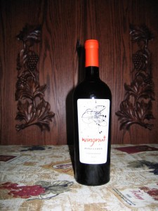 Rebel Wine Wingnut Zinfandel California (2007)