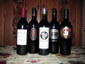 Mendocino County Zinfandel Tasting Preview May 2011