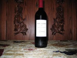 Edmeades Zinfandel Mendocino County (2007)