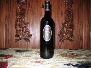 Mendocino Wine Co. Zig Zag Zin Zinfandel Mendocino County (2008)