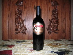 Steele Wines Pacini Vineyard Zinfandel Mendocino County (2007)