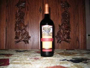 Cedarville Vineyard Zinfandel El Dorado (2007)