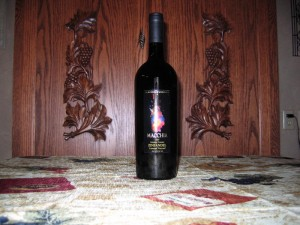 Macchia Linstreadt Vineyard Adventurous Zinfandel Amador County (2007)
