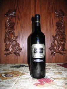 Rosenblum Monte Rosso Vineyard Zinfandel Sonoma County (2007)