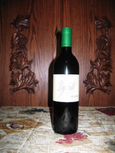 Seghesio Home Ranch Zinfandel Alexander Valley (2008)