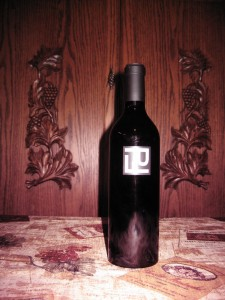 Peter Franus Brandlin Vineyard Zinfandel Napa Valley (2007)