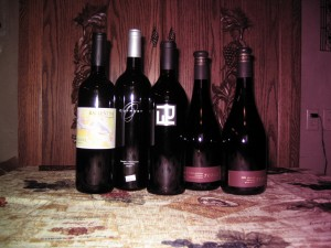 Napa Valley Zinfandel Tasting Preview August 2012