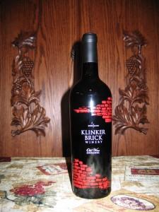 Klinker Brick Old Vine Zinfandel Lodi (2008)