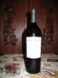 Rodney Strong Knotty Pines Zinfandel Sonoma County (2008)